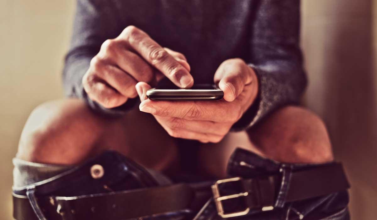 evita las hemorroides por utilizar tu celular