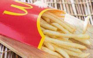 qué onda con las papas de McDonald's