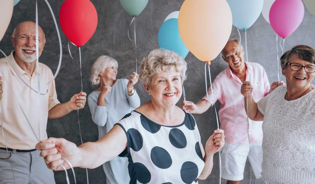 Cosas que las personas longevas tienen en común
