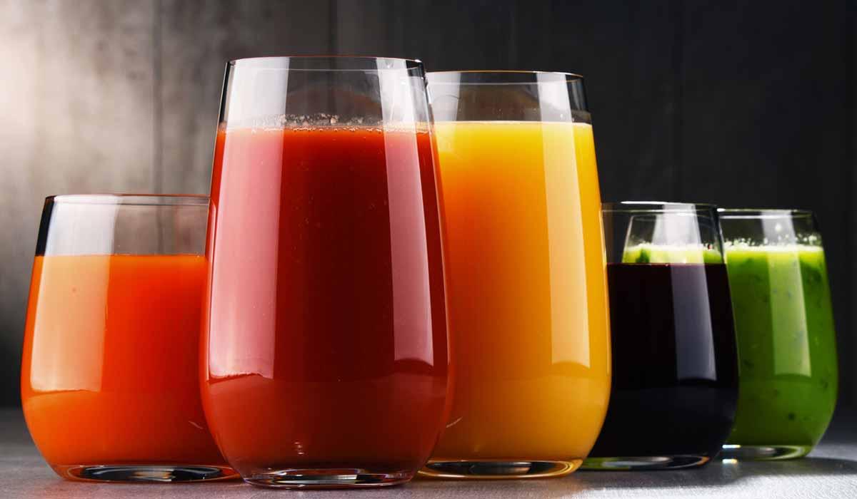 Disfruta de estos jugos, que además son nutritivos y desintoxicantes
