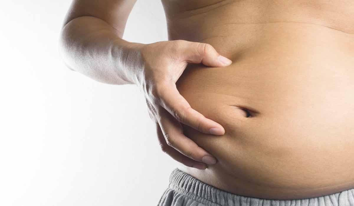 la grasa abdominal podría hacerle mal a tu cerebro