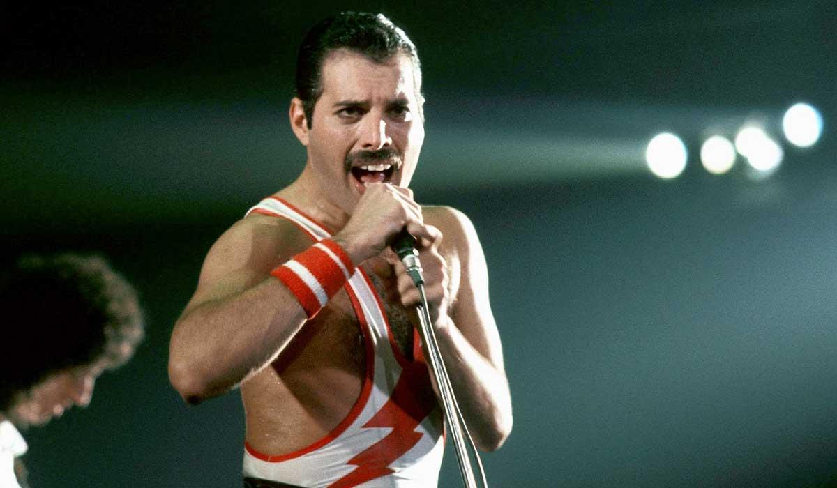La voz de Freddie Mercury es extraordinaria según la ciencia