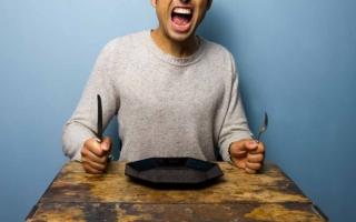 causas por las que siempre tienes hambre