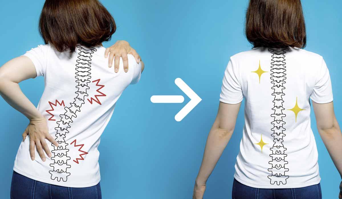 Protege tu columna vertebral con estos tips