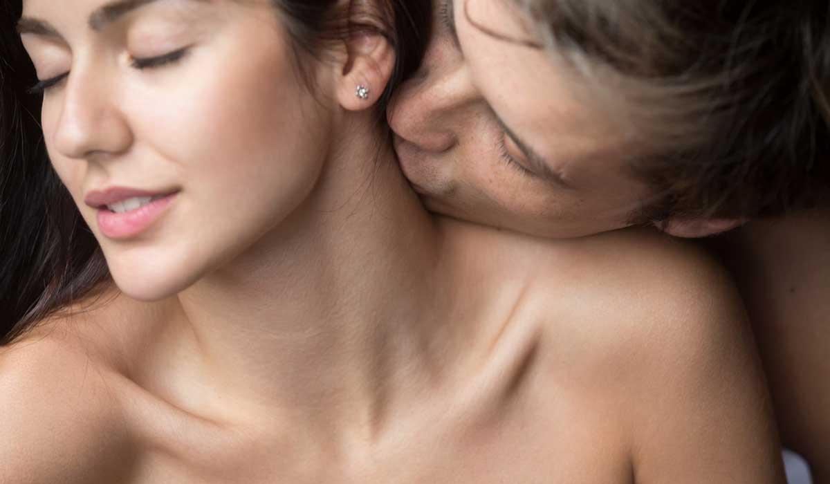 en qué parte prenden más los besos