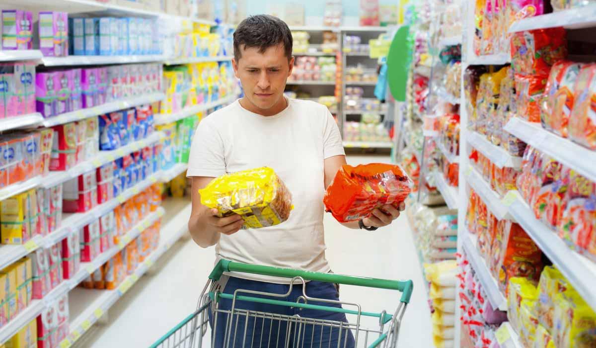 alimentos que no debes comprar de nuevo