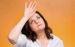 síntomas que tienen que ver con la menopausia