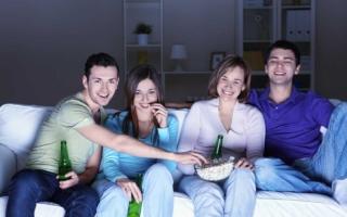 disfruta de las series en tu televisión