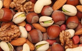frutos secos para el deterioro cognitivo