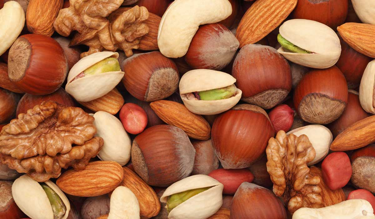 Frutos secos, escudos contra el deterioro cognitivo