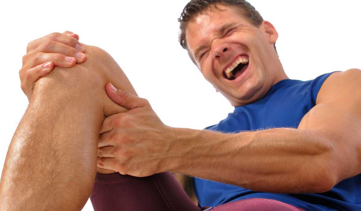 Síntomas: Una pierna hinchada y adolorida, y cansancio
