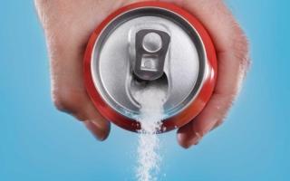 cuánta azúcar tiene una coca