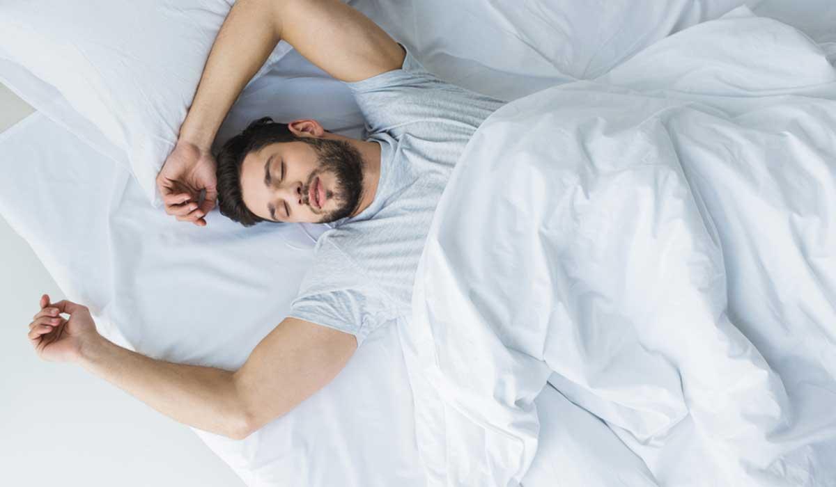 ¿Recuperas el tiempo de sueño perdido, si duermes todo el fin?