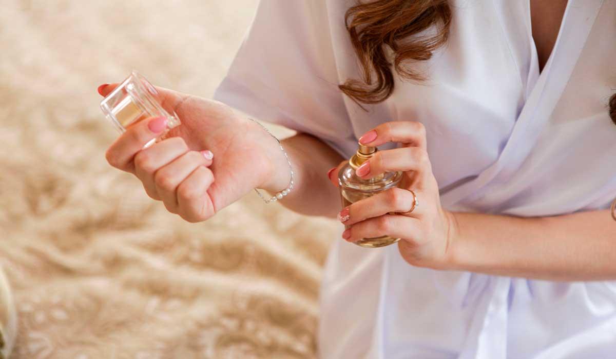 que tu perfume dure más tiempo