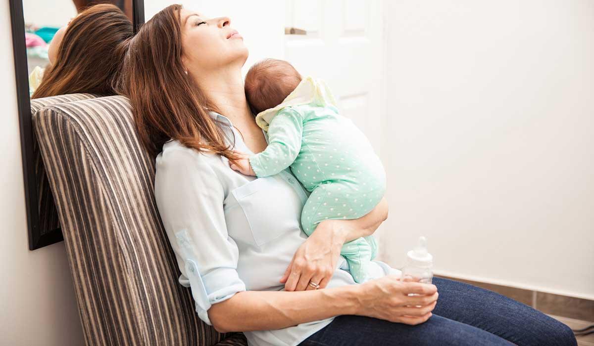 ser mamá es más cansado