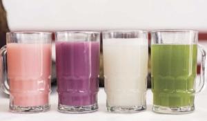 tres bebidas que te benefician