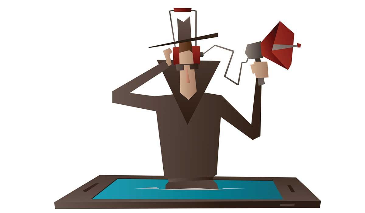 espionaje a través de tus dispositivos