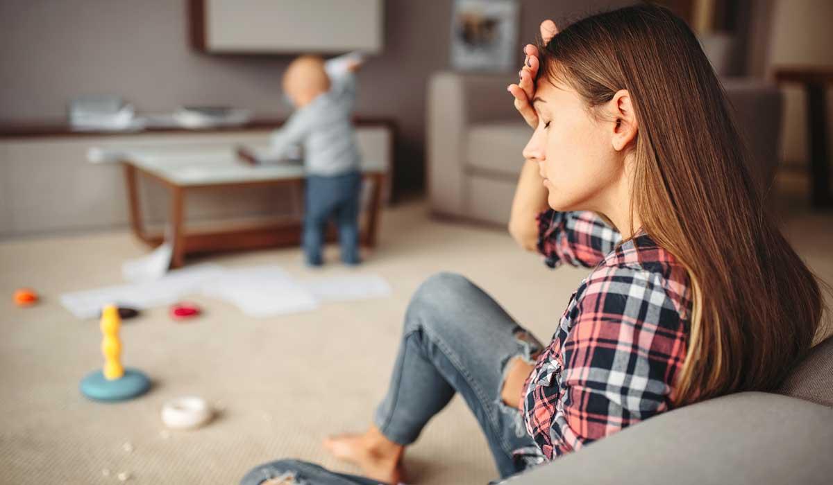 las madres solteras sufren más
