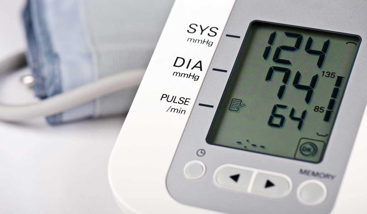 ¿La presión sanguínea fluctúa con la actividad?