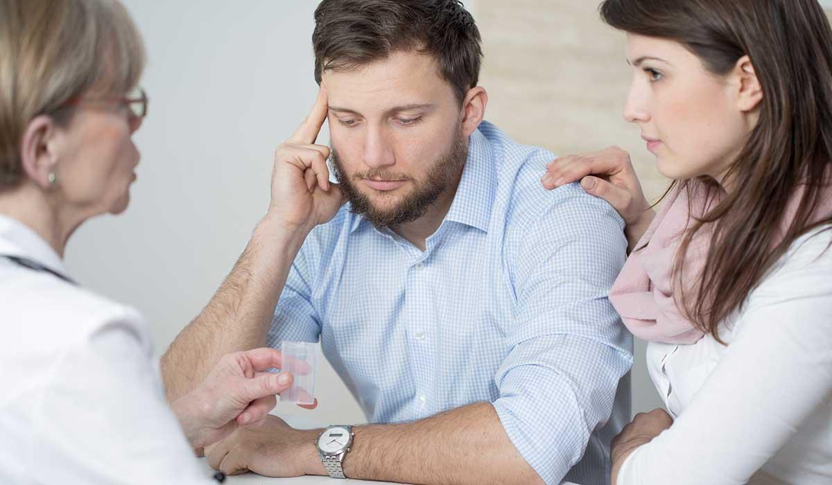 como afecta la infertilidad a los hombres
