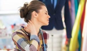 despertar con dolor de cuello