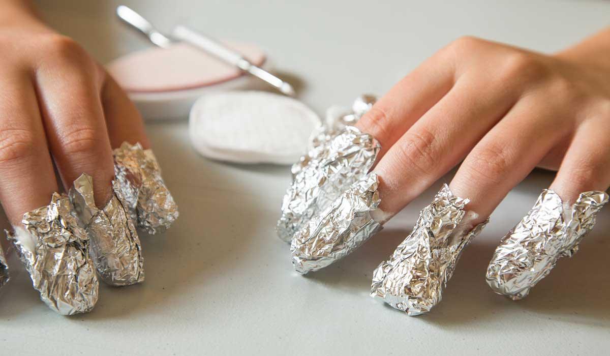 tips para quitarte el esmalte de gel de las uñas