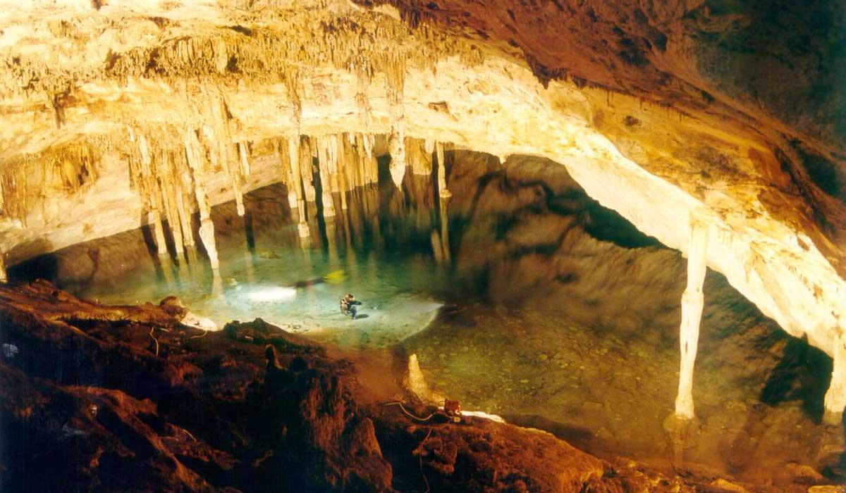 10 grutas para conocer en México