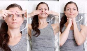 conserva tu juventud con estos ejercicios para la cara
