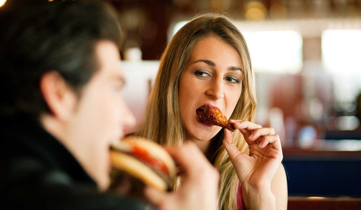 qué alimentos te pueden intoxicar