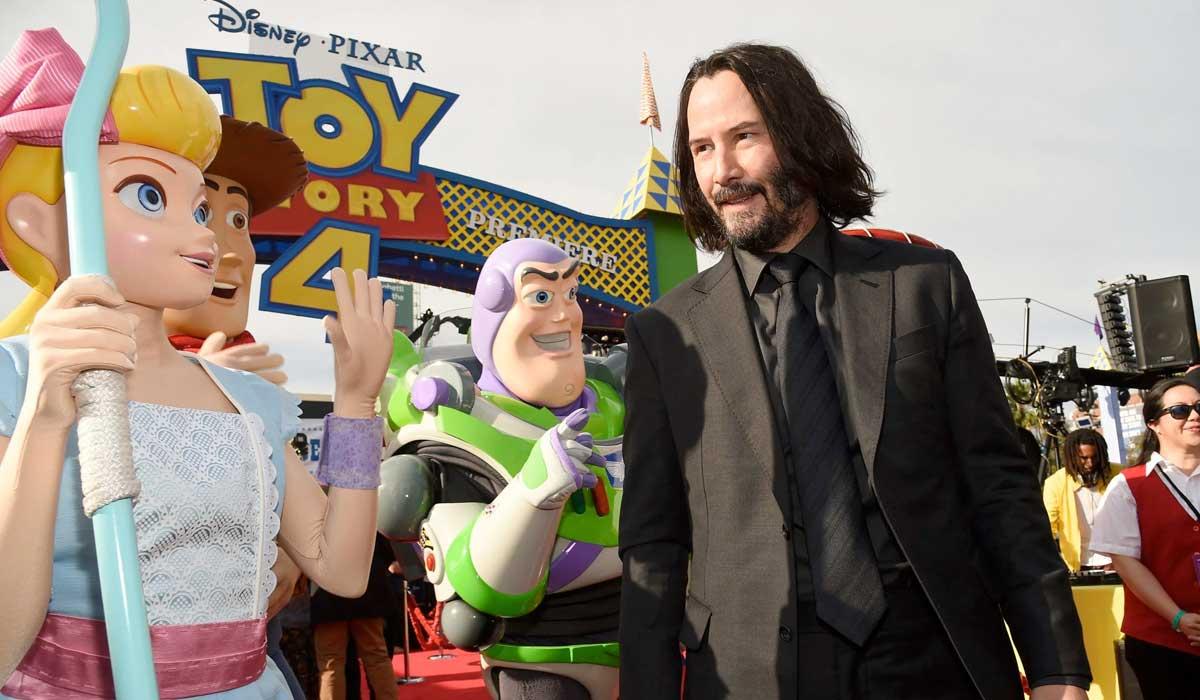 por qué Keanu Reeves es un actor para admirar
