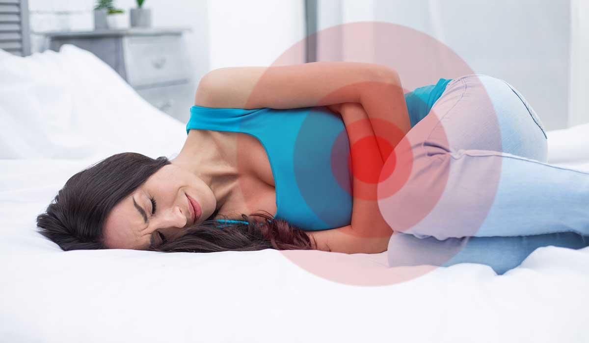 cansancio crónico relacionado con menstruación