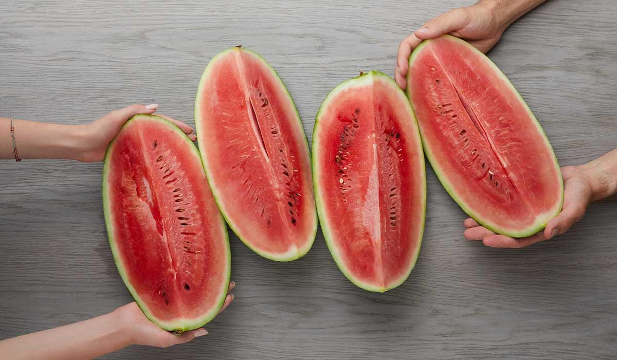 aprende a escoger fruta