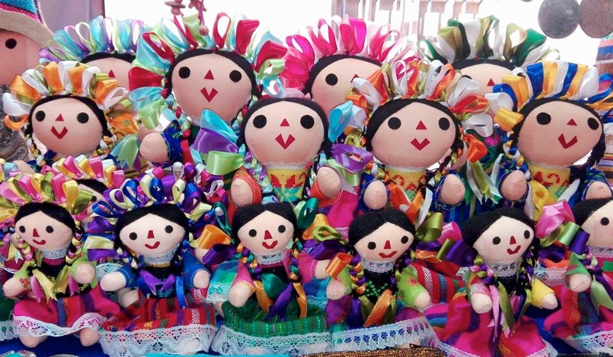 muñecas otomíes una tradición ancestral