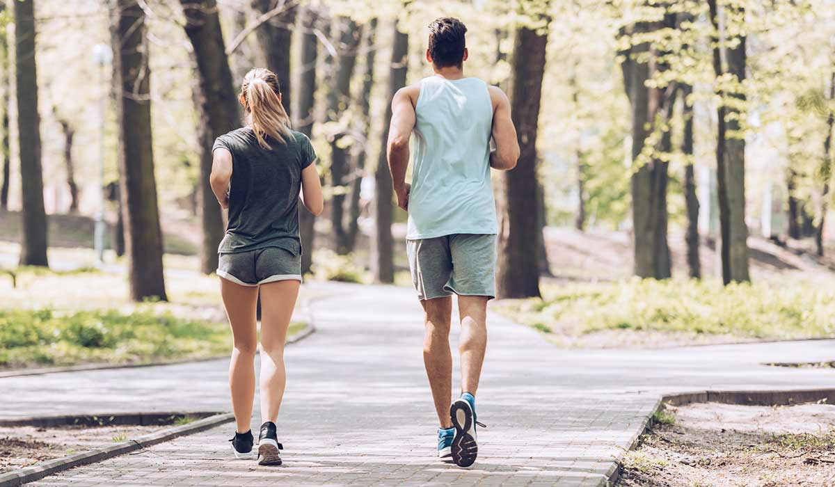 Esto pasa en tu cuerpo cuando haces ejercicio por 150 minutos