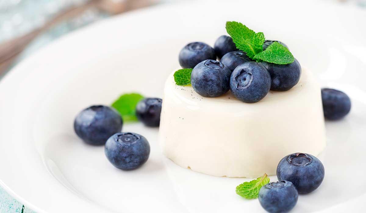 aprende a hacer una gelatina de yogur