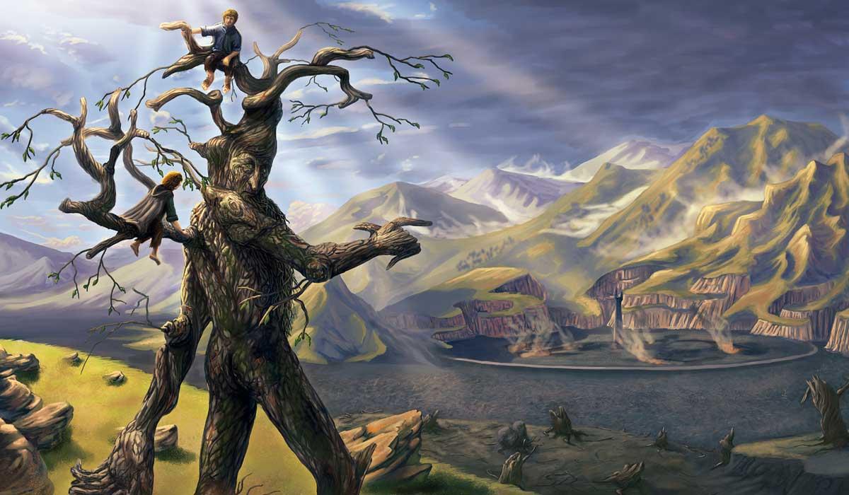los árboles nos hablan y sienten