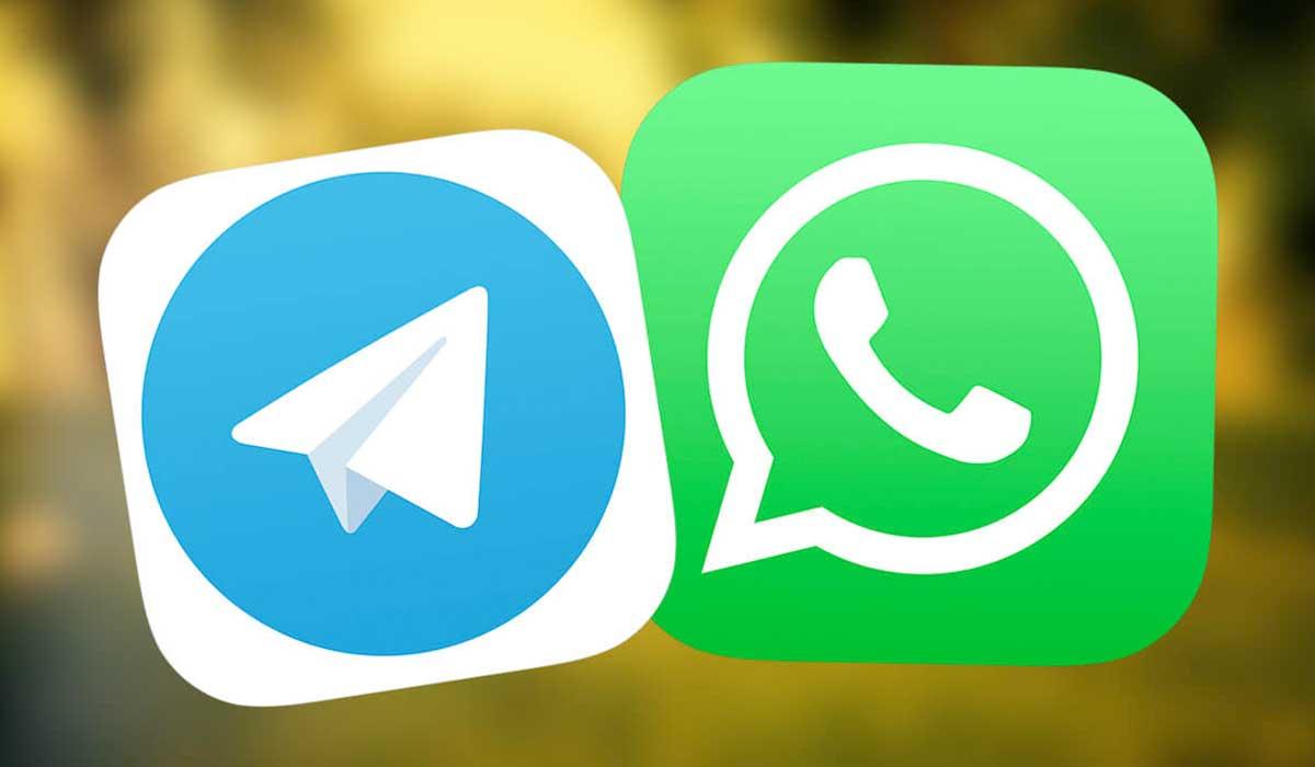 Éxodo masivo a Telegram: aumentó 500% en nuevos usuarios