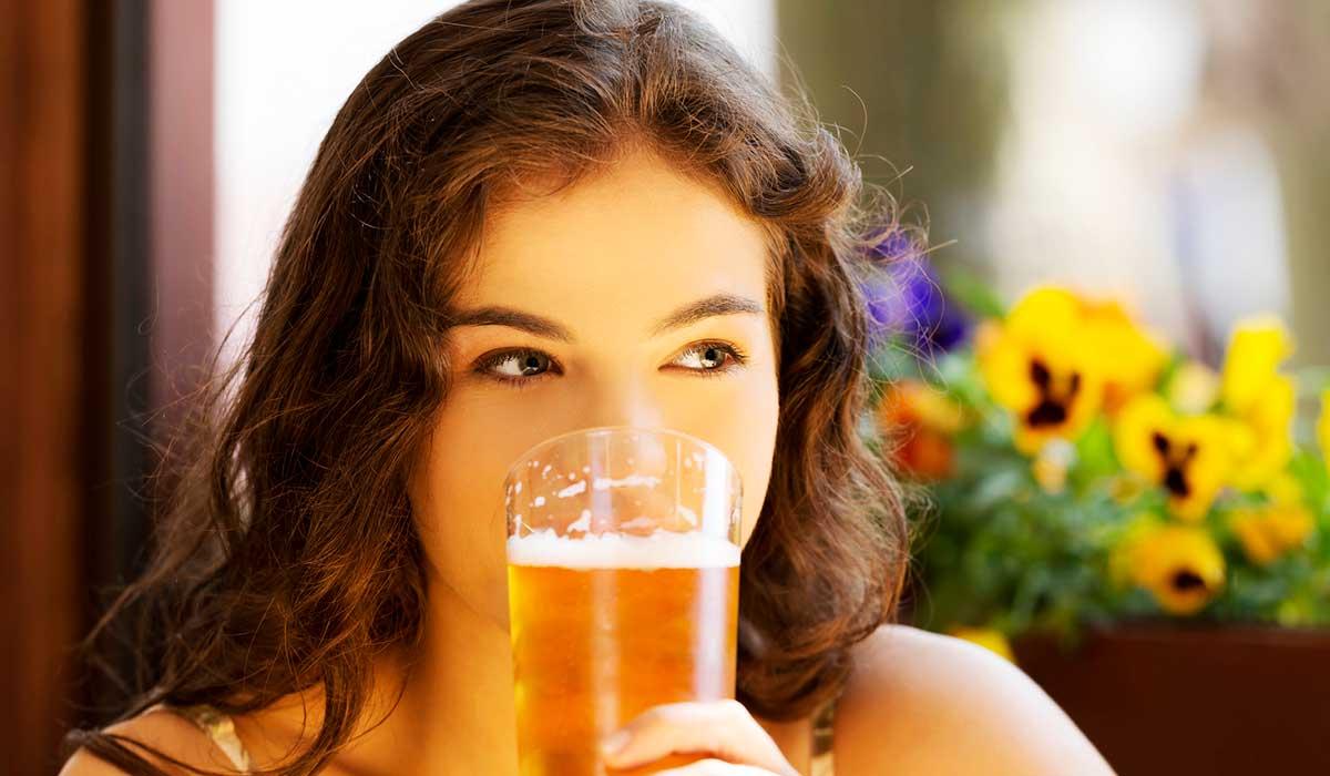 tu cerveza puede hacer maravillas por tu cabello