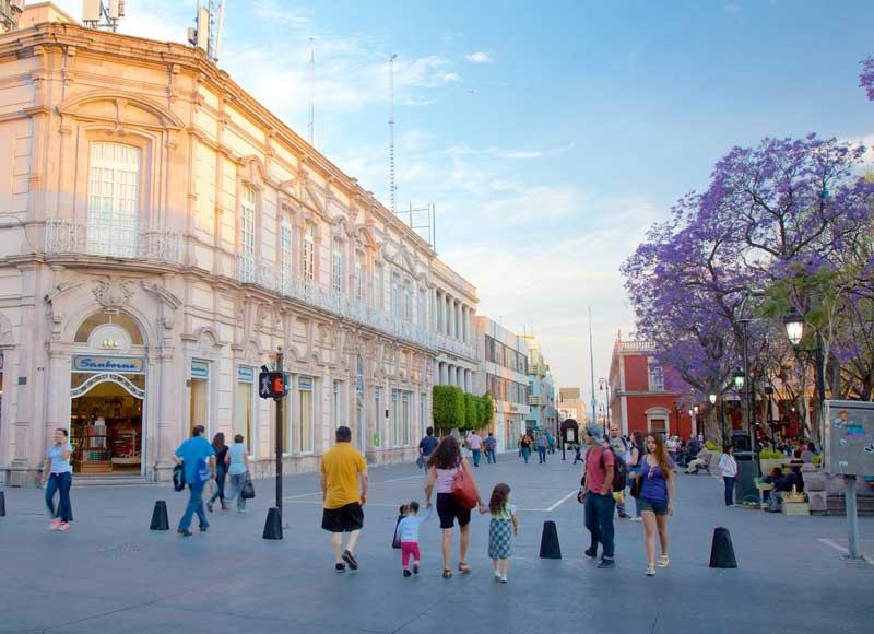 ciudades que puedes disfrutar caminando