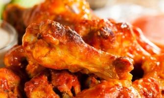 receta de alitas con salsa bufalo