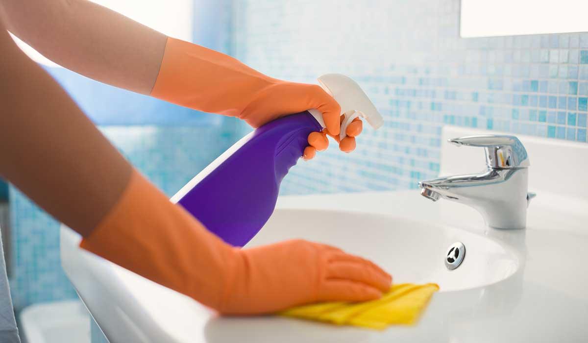 tips para que tu baño brille