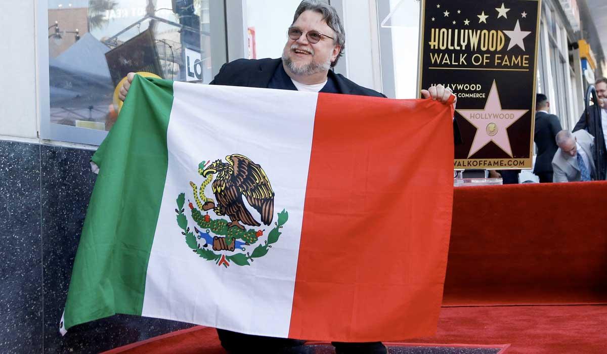 estrella de Guillermo del Toro