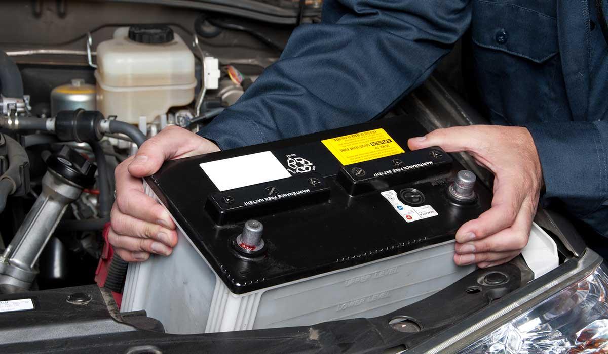 cuida la batería de tu auto