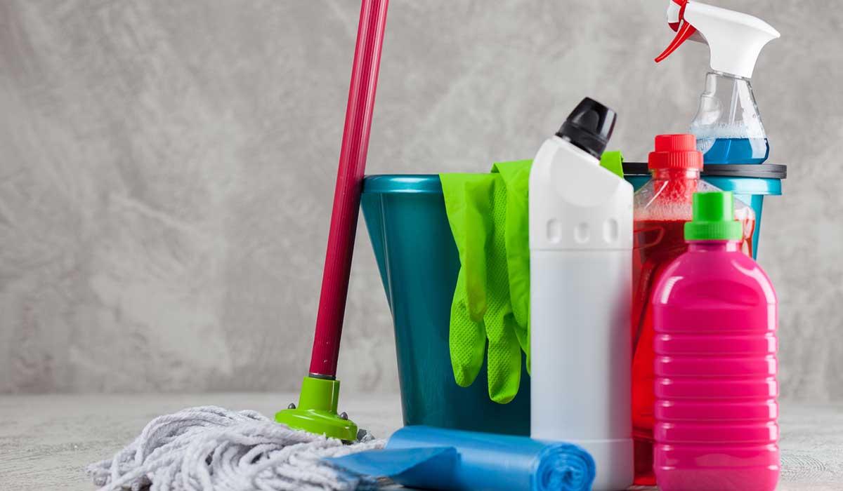 cómo limpiar tu casa rápidamente