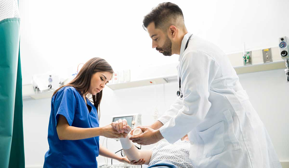 qué ocurre en una sala de urgencias médicas