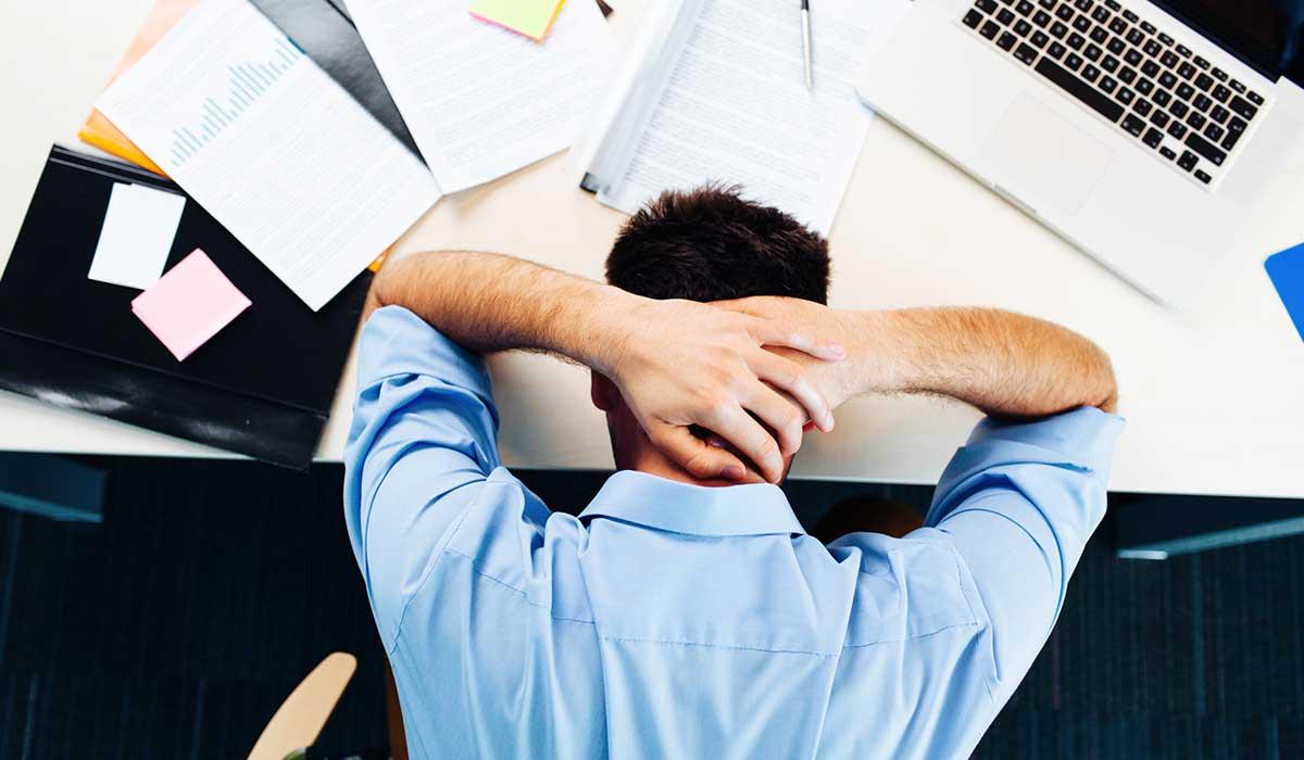 desgaste emocional por estrés