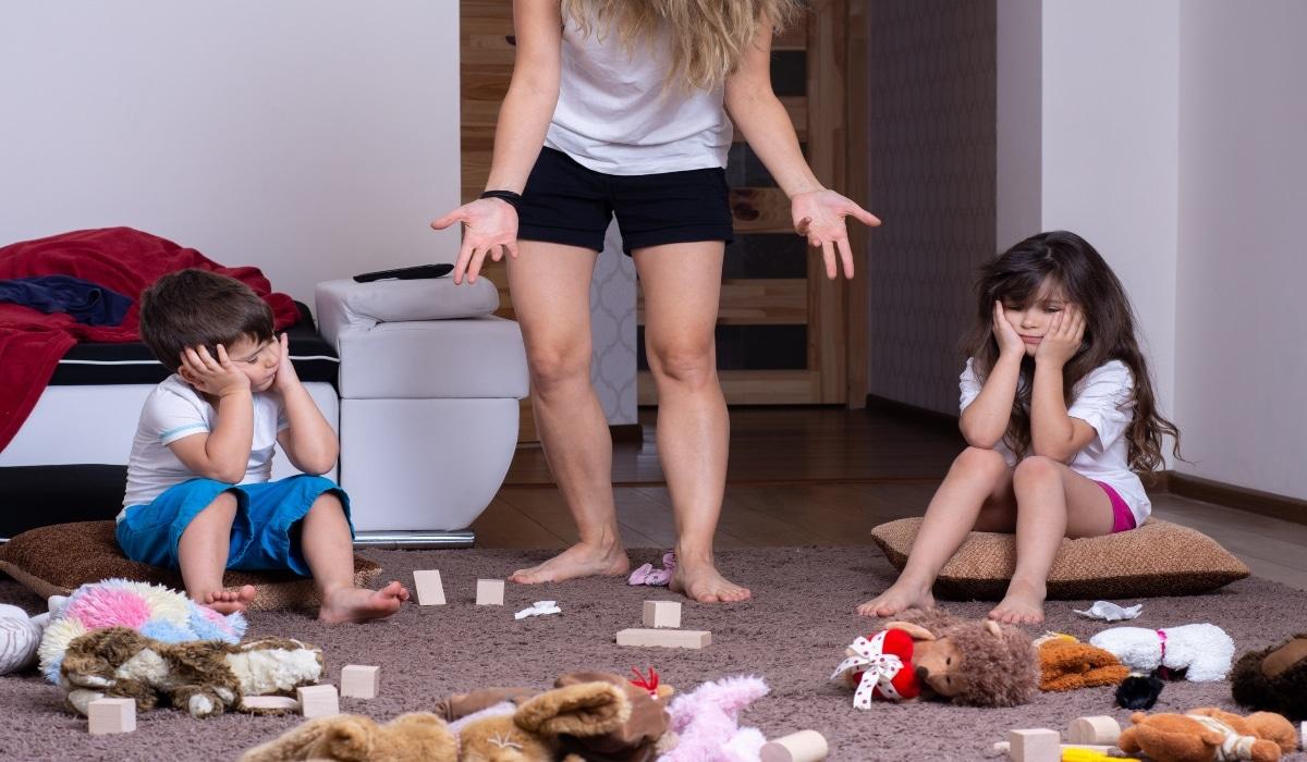 hijos ordenados y responsables con este método