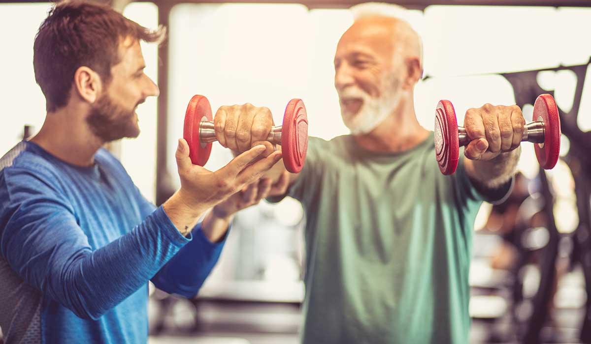 Mitos sobre el estado físico después de los 50 que no debes creer