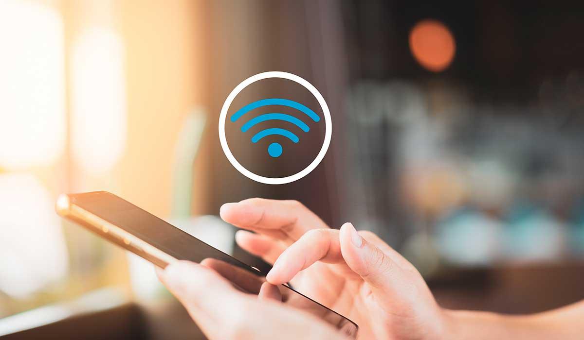 evita hacer esto con wi-fi público