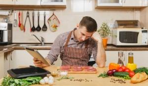 errores en la cocina